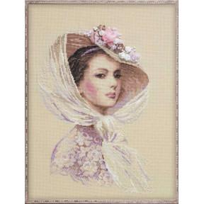 Набор для вышивки крестом Риолис 100/028 Сиреневый вечер