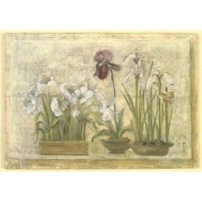 Набор для вышивки Candamar Designs 51344 Asian Floral фото