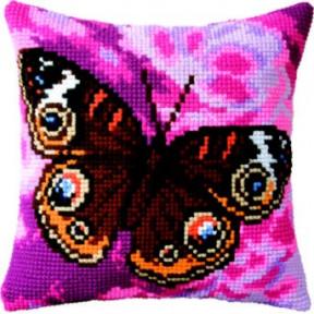 Набор для вышивки подушки РТ-168 Павлиний глаз фото