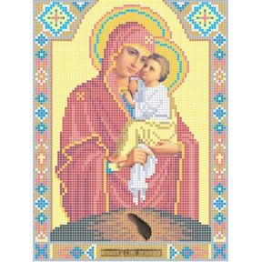 Рисунок на ткани Повитруля Б3 12 Божия Матерь Почаевская фото
