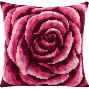 Набор для вышивки подушки Чарівниця Z-02 Роза фото