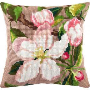 Набор для вышивки подушки Чарівниця Z-05 Яблочный цвет фото