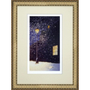 Набор для изготовления картины со стразами Чарівна Мить КС-091