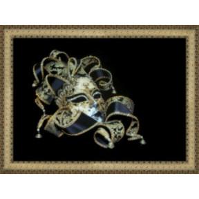 Набор для изготовления картины со стразами Чарівна Мить КС-092