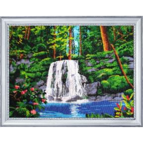 Набор для вышивания бисером Butterfly 318 Водопад