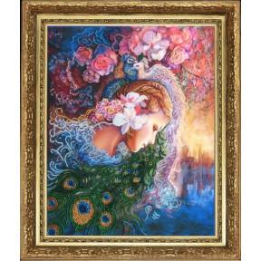 Набор для вышивания бисером Butterfly 447 Райские птицы