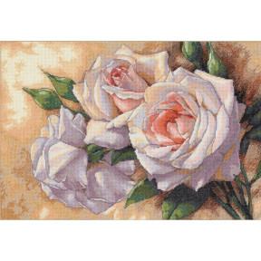 Набор для вышивания крестом Classic Design 4352 Розы фото