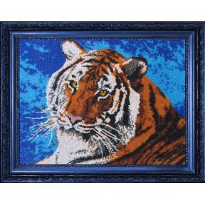 Набор для вышивания бисером Butterfly 553 Тигр