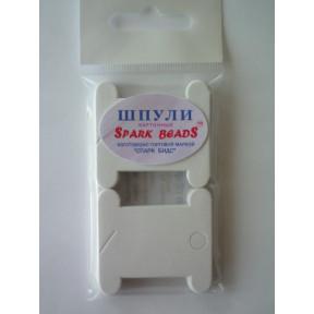 Шпули (бобины) картонные для мулине БК1 (20шт) фото