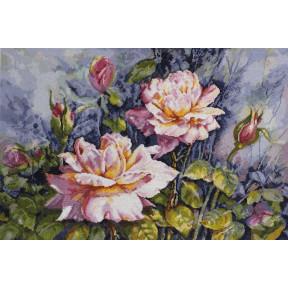 Набор для вышивания Bucilla 45962 Dana's Roses фото