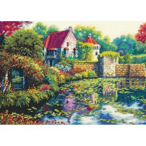 Набор для вышивания крестом Dimensions 70-35326 English Castle