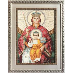 Набор для вышивки Luca-S BR113 Икона Божией Матери Державная