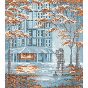 Рисунок на ткани Повитруля Б2 03 Осенний вечер фото