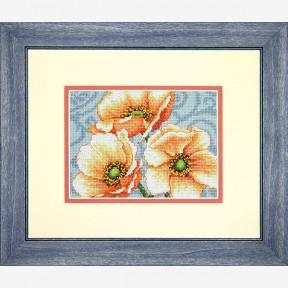 Набор для вышивания Dimensions 70-65139 Windflowers